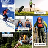 3-5 Pairs Womens Multi Performance Outdoor