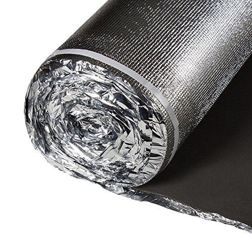 3in1 Silent Vapor Barrier Flooring Underlayment W Overlap