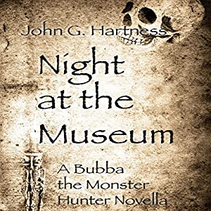 Night at the Museum Audiobook
