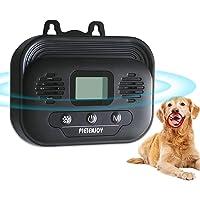 Zigzagmars Dispositivo de control antiladridos, disuasorio ultrasónico de la corteza del perro, dispositivo de control…