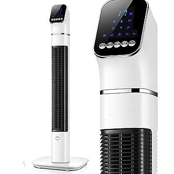 HUO Ventilator Tower Fan Home Sound Licht Energiesparende Intelligente  Fernbedienung Zwei Größen Optional (110 /