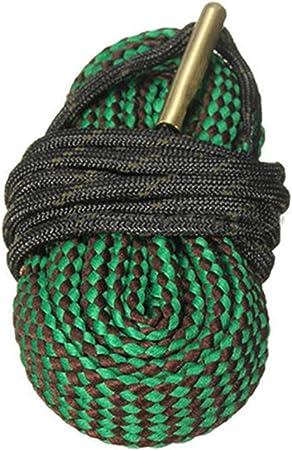 pushfocourag - Cuerda de Limpieza para Caza de Calibre, 22 ...
