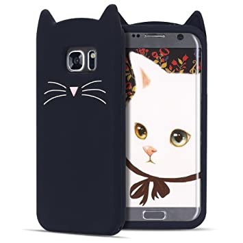 coque chat galaxy s7