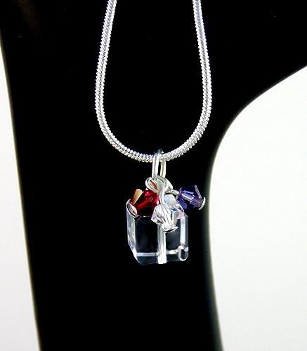 Amazon com: Handmade TRINITY Christian Glass Crystal Cube