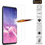 ANKENGS Samsung galaxy S10 Screen Protector [2 Pack], Screen protector [TPU Film] Compatible with Samsung Galaxy S10, [Not Tempered Glass] [Full-Coverage] Flexible TPU film for Galaxy S10