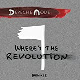 616fVWPNKpL. SL160  - Where's the Revolution (Remixes)