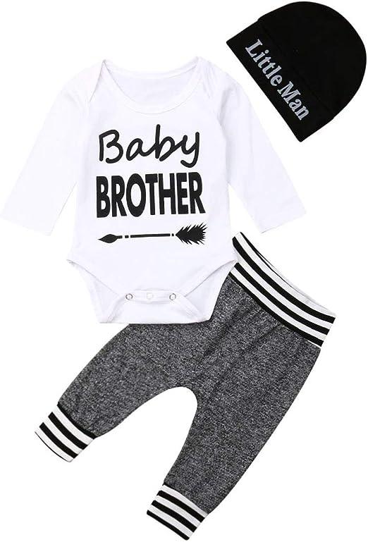 Puma Baby Boys 3pc Bodysuit Set Navy New Born Infant Size 0-6 Months New