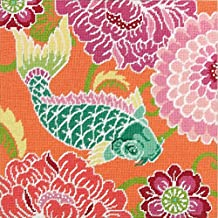 Dimensionss Needle Crafts Needlepoint Kit, Koi with Flowers