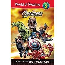 Assemble! (The Avengers: World of Reading, Level 2)
