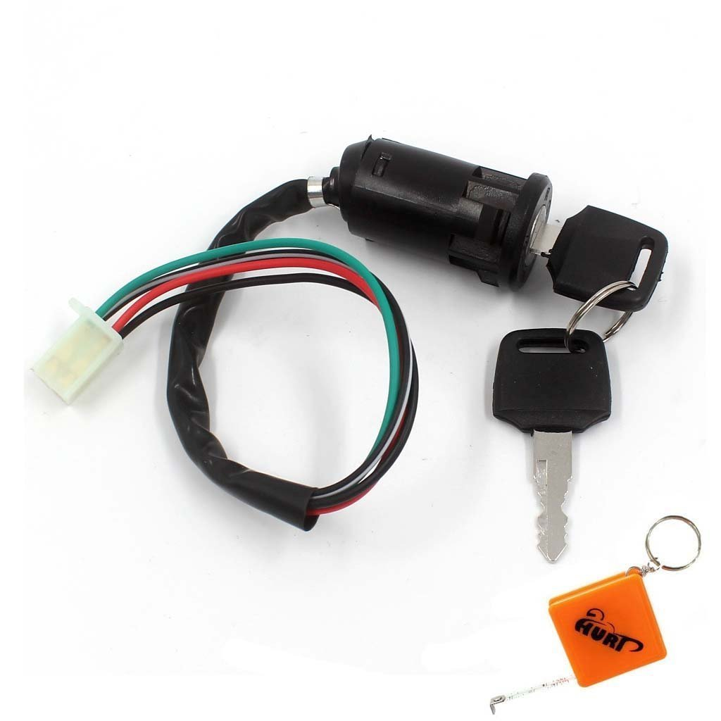 Huri Ignition Key Switch For 50cc 70cc 90cc 110cc 150cc 200cc 250cc Chinese Atv Wiring Quad