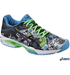 Chaussures Femme Asics Gel solution Speed 3 L.e. Nyc: Amazon