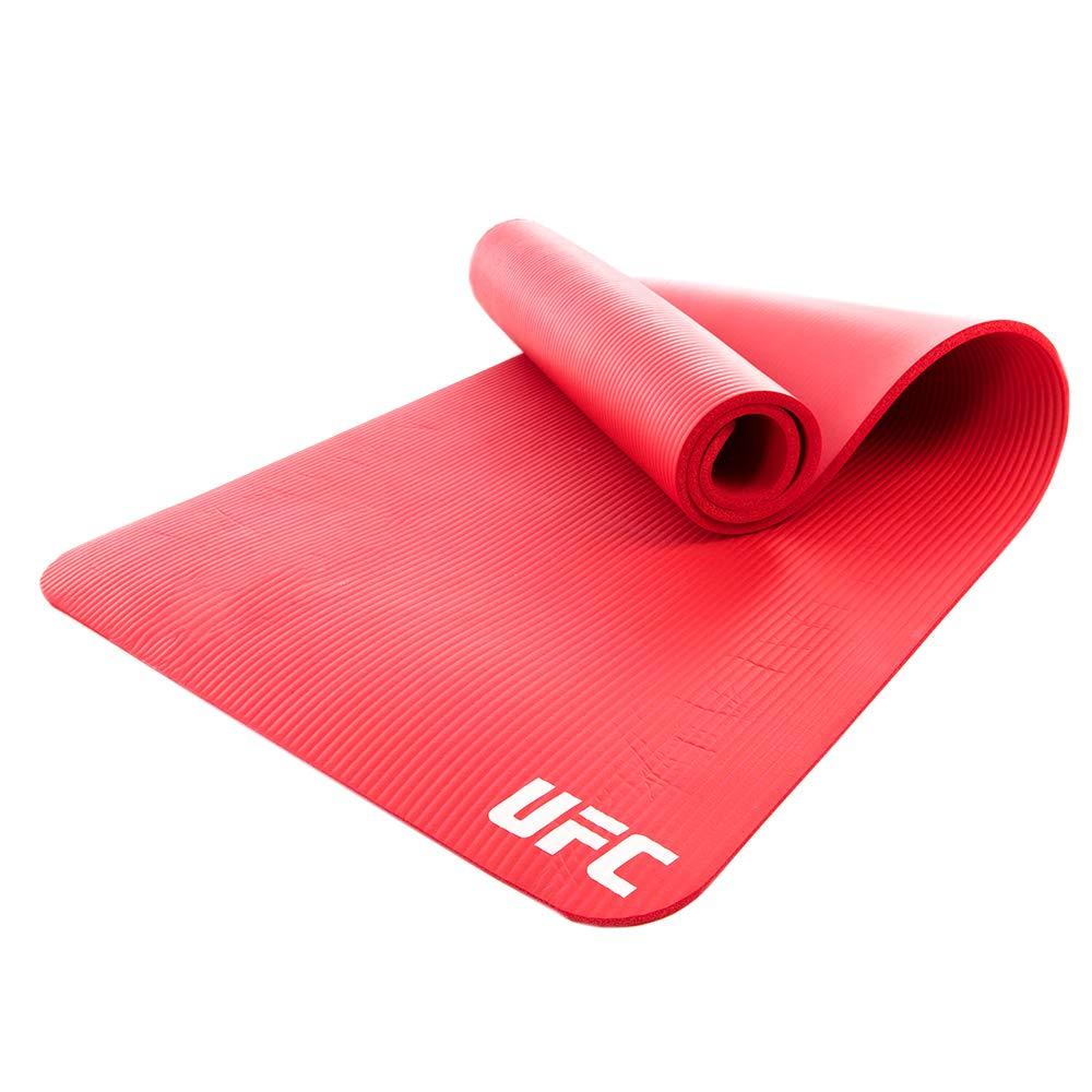 Amazon.com: UFC - Alfombrilla de entrenamiento, color rojo ...