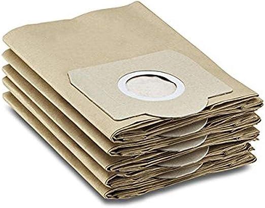Awinker 8 Piezas Bolsa de Filtro de Papel para Aspiradora Kärcher WD 3 (Modelos WD 3, WD 3 P y WD 3 Premium): Amazon.es: Hogar