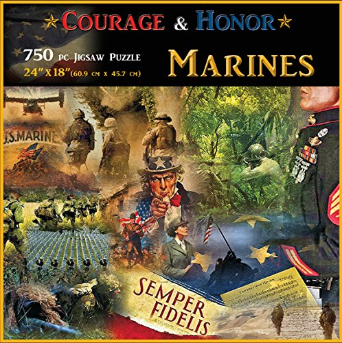 1000 piece puzzles military - 5
