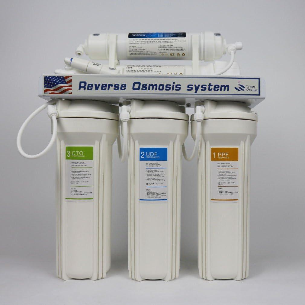 Práctico 5 Etapa sistema de ósmosis inversa agua potable ...