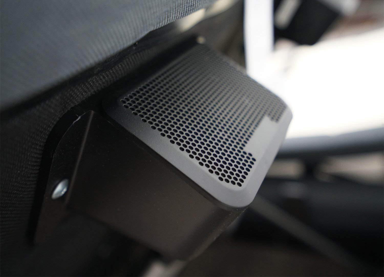 Independent Head Tilt /& Lumbar Support Top of The Line Quality, Audio Music Quad Massage Split King-Without Setup Bluetooth DynastyMattress DM9000s Split King Adjustable Bed Base Frame