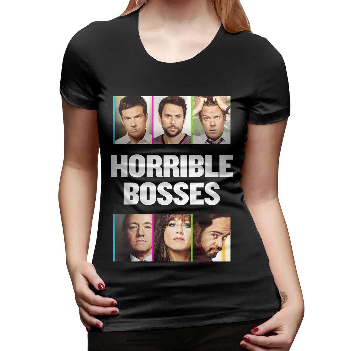 Henry Myers Summer Horrible Bosses Classic Short Sleeves T-shirt