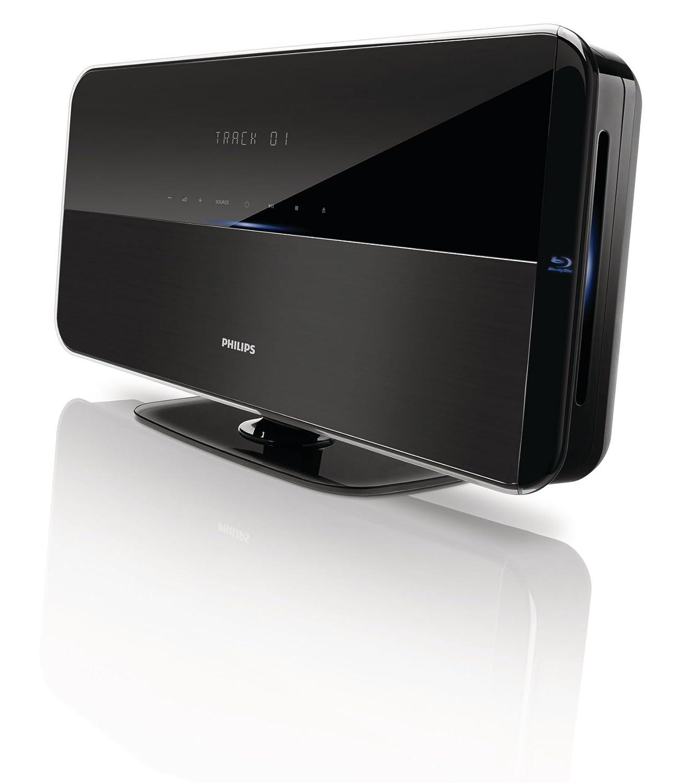 Philips HTS5220 2.1 Blu-ray Heimkino-System schwarz: Amazon.co.uk ...