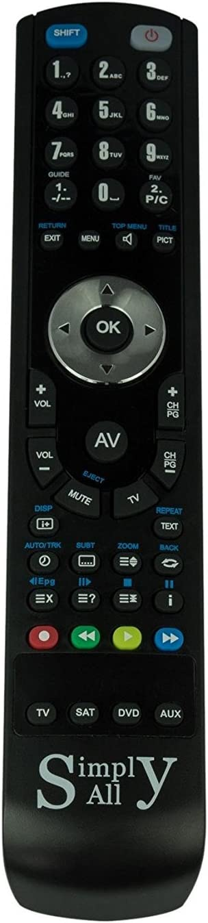 Oki RC1810 Reemplazo mando a distancia: Amazon.es: Electrónica
