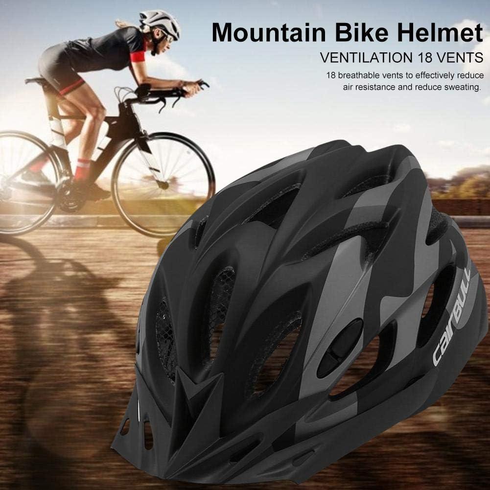 N//B Casco da Bici Uomo MTB Donna, Accessori per La Sicurezza del Casco da Ciclismo Ultraleggero per Uomo E Donna