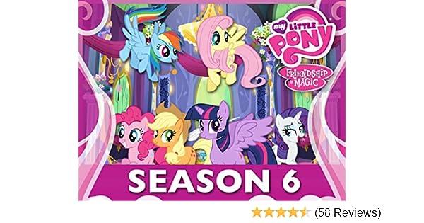 mlp season 6 saddle row and rec