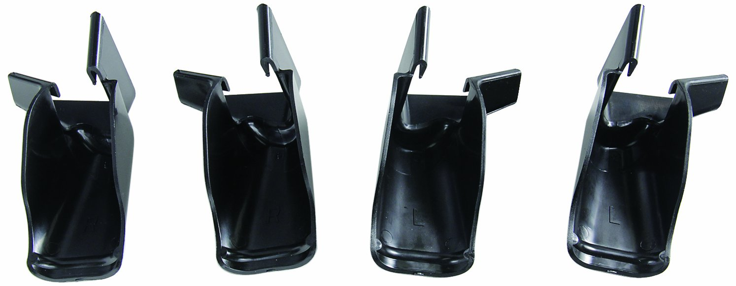 Camco 42134 RV Replacement Gutter Spouts with Extensions