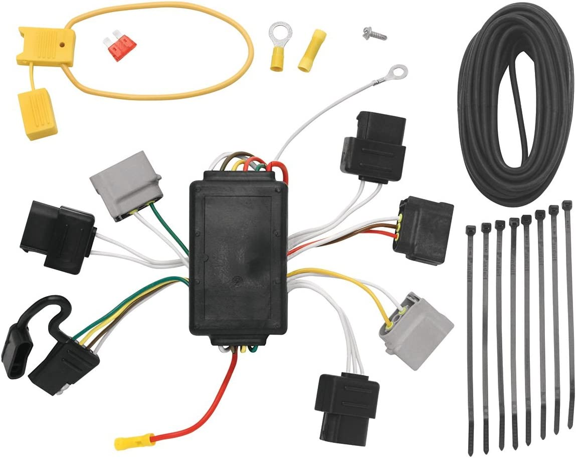 amazon.com: tekonsha 118426 t-one connector assembly with circuit protected  modulite module: automotive  amazon.com