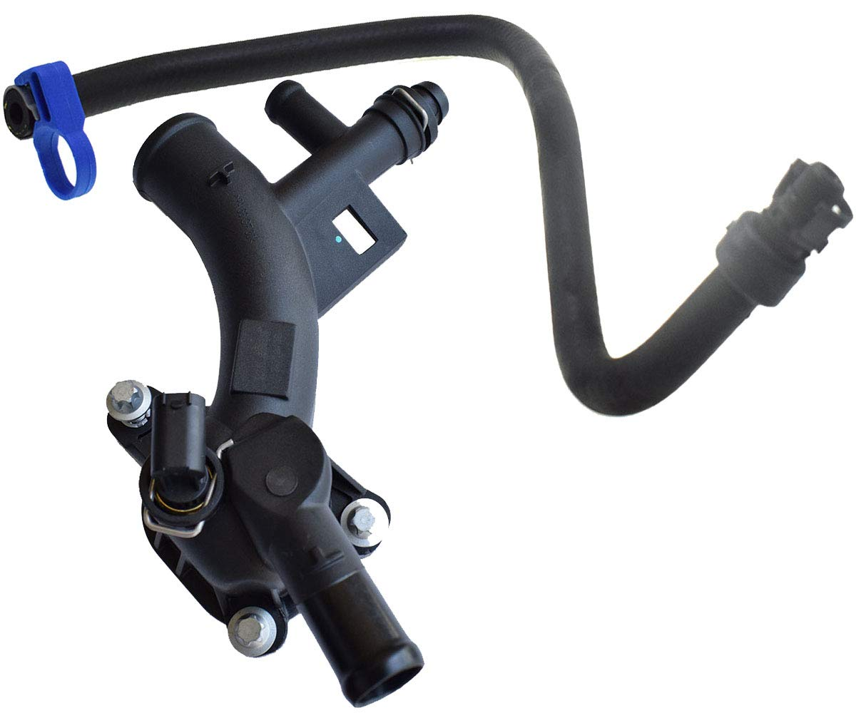 1511105 for 2011-2016 Chevrolet Cruze 1.4L Turbo 902846 Replace 15-11105 902-846 13251447 Inlet Hose with 25193922 Coolant Water Outlet Coolant Bypass Hose 13251447 by BOOTOP 55565334