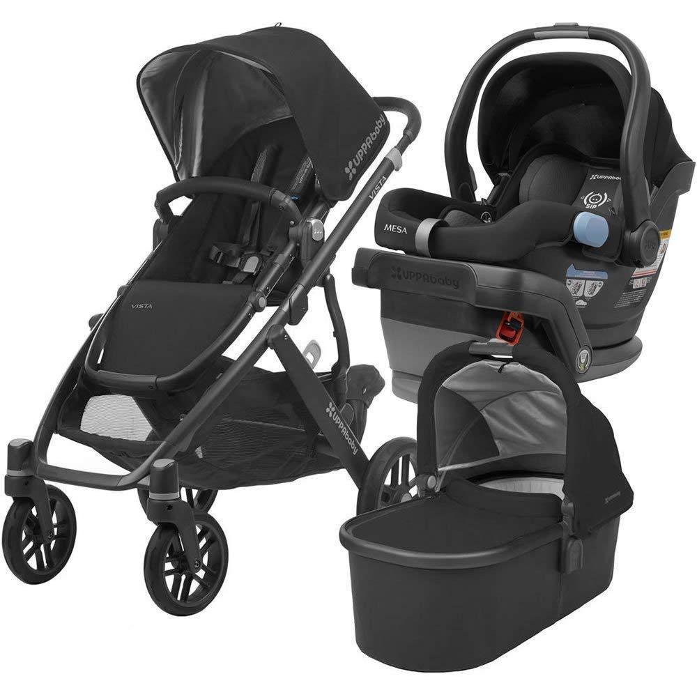 Best Infant Car Seat 2020.Uppababy Full Size Vista Infant Baby Stroller Mesa Car Seat Bundle Henry
