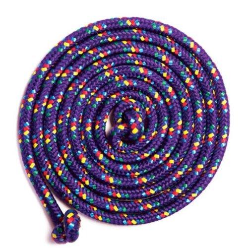 Purple Confetti 8 Jump Rope