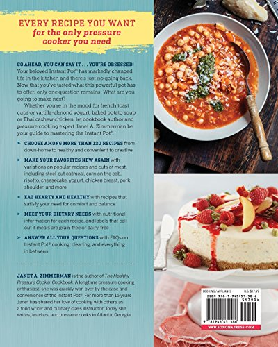 Instant Pot Obsession: The Ultimate Electric Pressure Cooker Cookbook for Cooking Everything Fast - smallkitchenideas.us