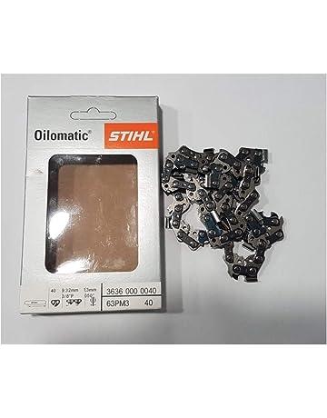 Compatibile Oregon Bosch Dolmar Hitachi Echo Makita Husqvarna e Cloni| 72 M 325 1,3MM 2x Catena per Motosega 325 1,3 mm 72 maglie