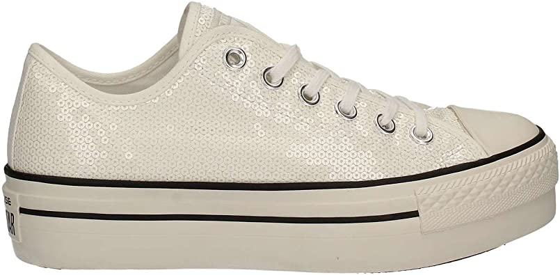 conversechuck Taylor All Star Platform Ox – Sneakers Basses ...