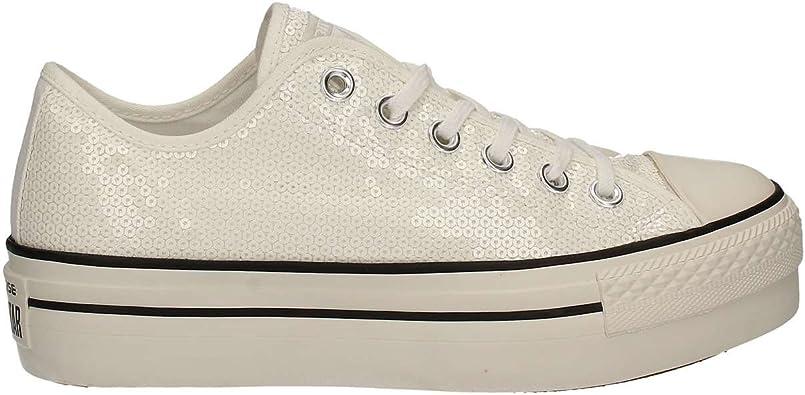 conversechuck Taylor All Star Platform Ox – Sneakers Basses ...