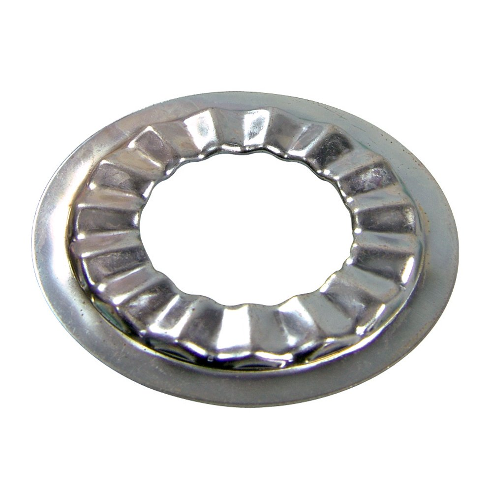 Danco 36476B 1/2-Inch Flat Style Rosette Faucet Washer, Cadmium-Plated Steel