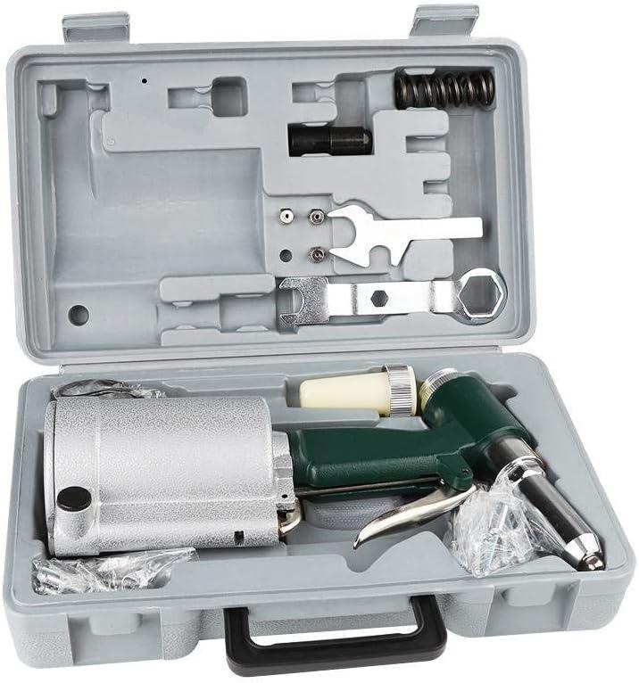 Remachadora neumática profesional, pistola de aire comprimido, multicolor