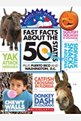 Fast Facts About the 50 States: Plus Puerto Rico and Washington, D.C. (America the Beautiful) Paperback