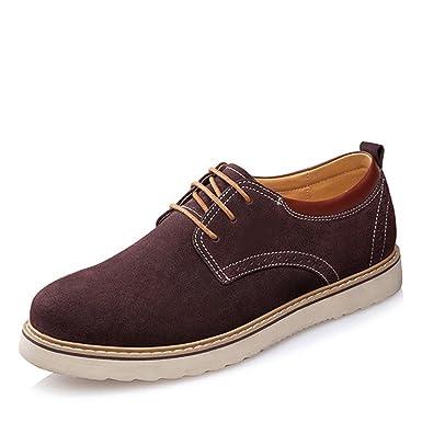 ef6baf1bc3 Herbst Neue Männer Casual Schuhe Herren Schuhe Wildleder Schuhe: Amazon.de:  Bekleidung