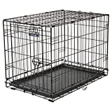 Precision Pet 7011414 Care 1-Door 4000 Crate, 36-Inch Lx23-Inch Wx25-Inch H