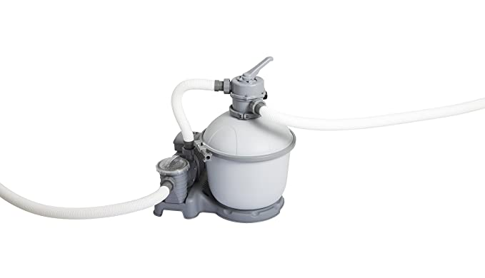 150 opinioni per Bestway 58404 Filtro a Sabbia Flowclear