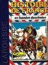 Histoire de France en bandes dessinees / de vercingetorix aux vikings par Bastian