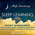 Money Management: Attract & Retain Wealth, Excellent Financial Skills: Guided Self Hypnosis, Meditation & Affirmations Audiobook by  Jupiter Productions Narrated by Anna Thompson
