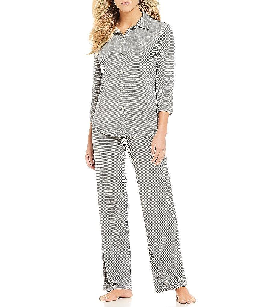 Lauren by Ralph Lauren Hammond Knit Pajama Set Lauren Ralph Lauren 819950
