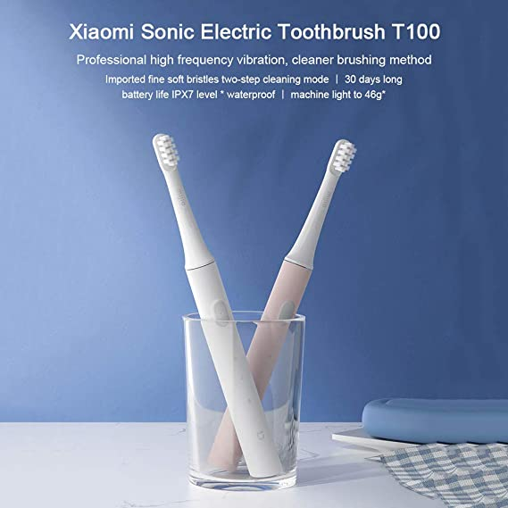 for Xiaomi Mijia Electric Toothbrush, Mijia T100 Adult