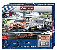 Carrera 20030181 - Dig 132 DTM Countdown, Spielbahnen