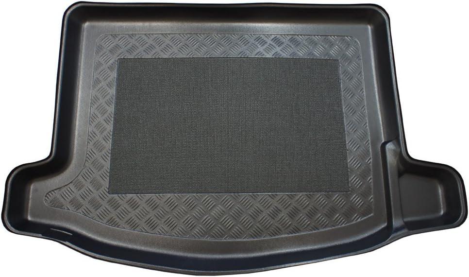 Kofferraumwanne rutschfest f/ür Honda Civic Schr/ägheck ab 2012