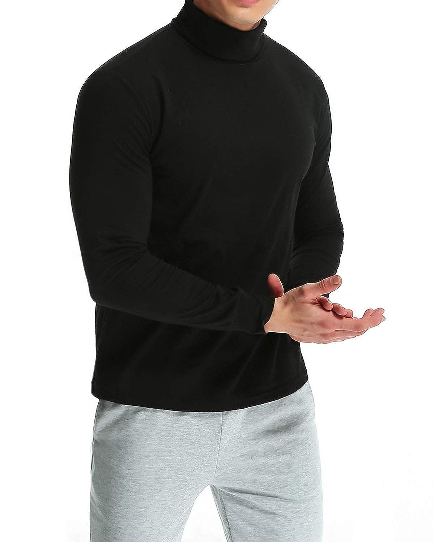 Amazon.com: MODCHOK - Camiseta de manga larga para hombre ...