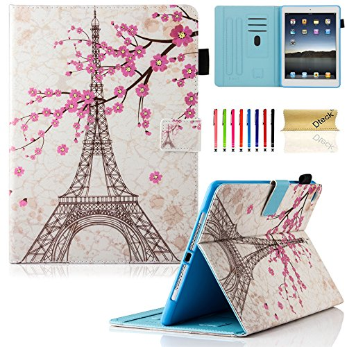 Dteck Leather Folio Wallet Eiffel product image