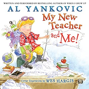 My New Teacher and Me! Audiobook