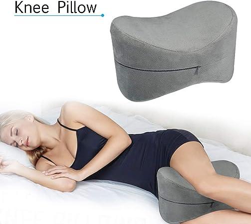 Dormire Con Il Cuscino Tra Le Gambe.Essort Cuscino Per Le Gambe Cuscino Ortopedico Per Ginocchia Con